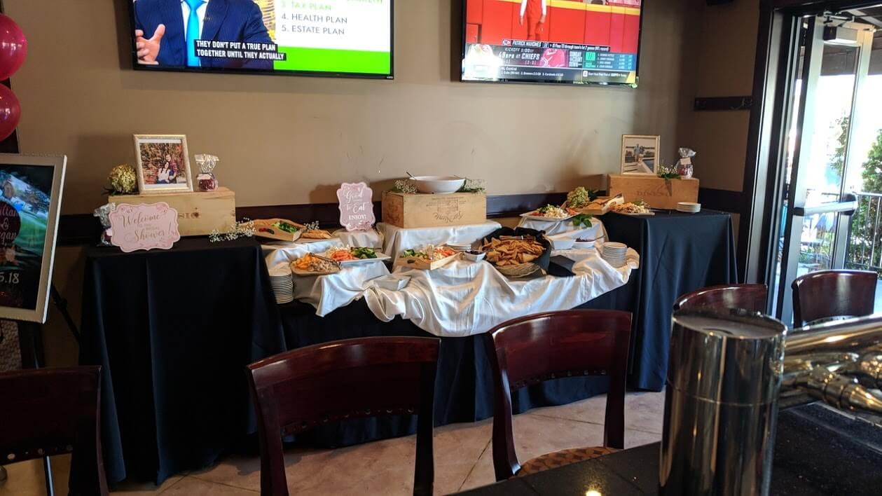 Ferris Steakhouse and Tavern private party catering
